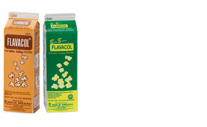 We've got your Flavacol!