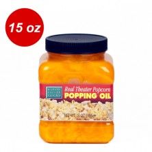 Real Theater Popping Oil - 15.25 oz