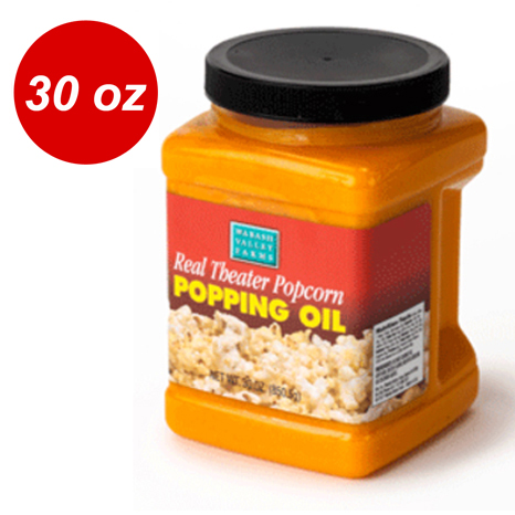 Real Theater Popping Oil - 30oz