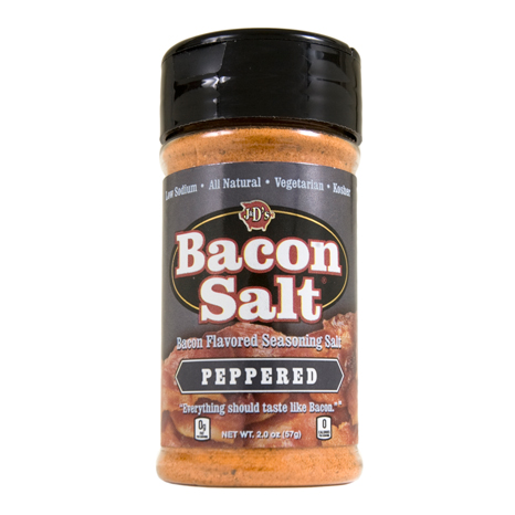 Peppered Bacon Salt